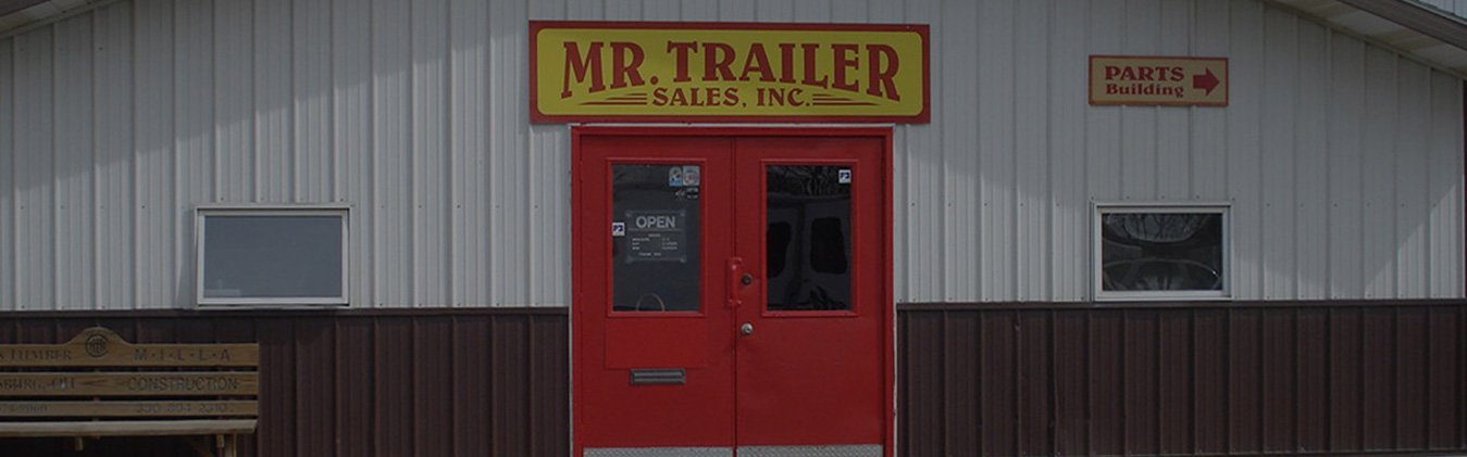 Mr. Trailer Sales store front