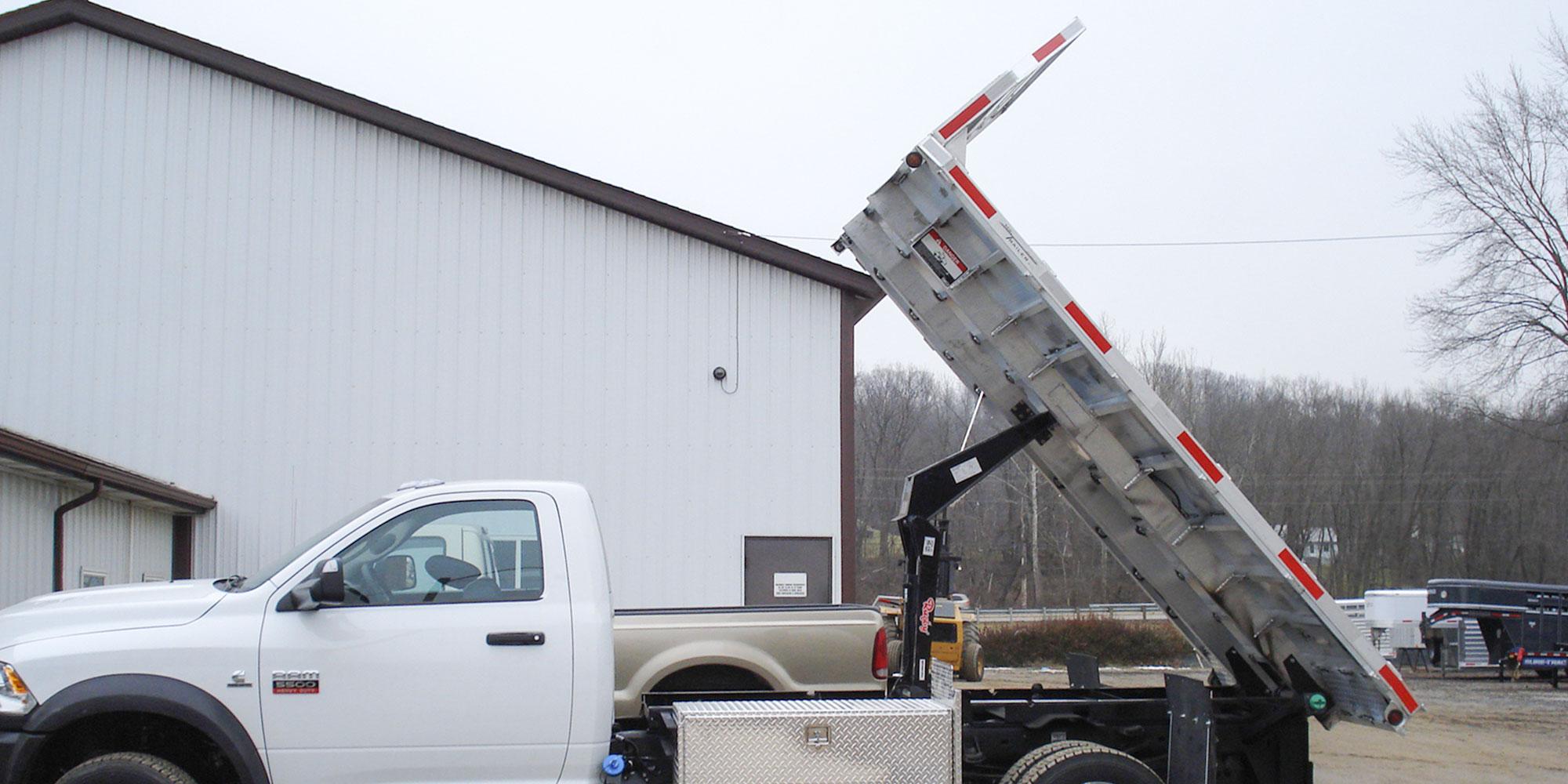 Truck Bed Accessories >> Truck Beds and Custom Fabrication | Mr. Trailer Sales | New Philadelphia, Ohio | Moritz ...